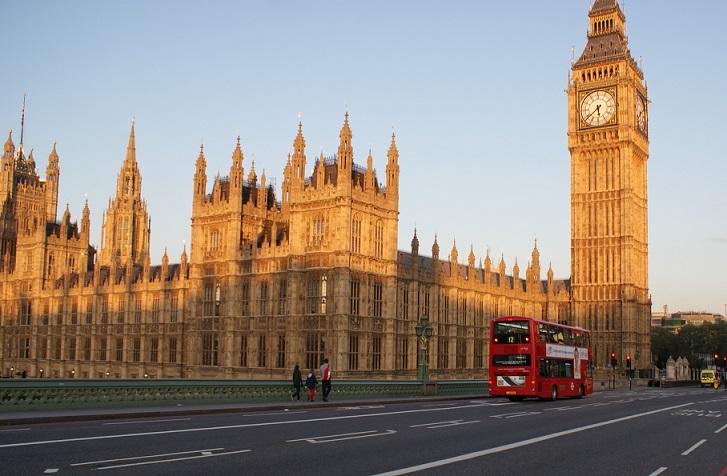 Palatul Parlamentului din Londra, Big Ben