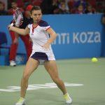 Simona Halep va juca impotriva lui Donna Vekic