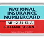 National Insurance Number (NINO)