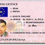 Permis de conducere in UK pt romani