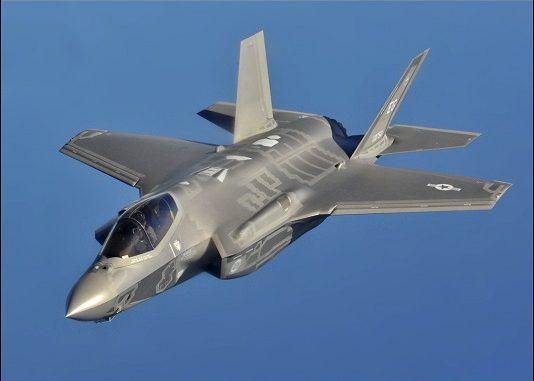 Avion F 35