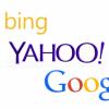 Microsoft, Yahoo si Bing au luat-o razana