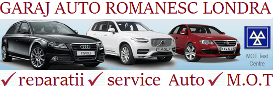Garaj Auto Romanesc, Mecanici Romani in Londra 07951900244 Meadow Industrial Estate Unit 9, Dale Cl, Barnet, Greater London EN5 1AU