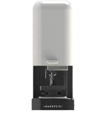 Microscop optic de inalta rezolutie. Nanopsis -1