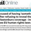Daily Mail este biblia nationalistilor cumsecade
