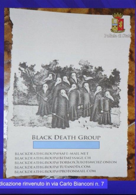 Grupul Black Death