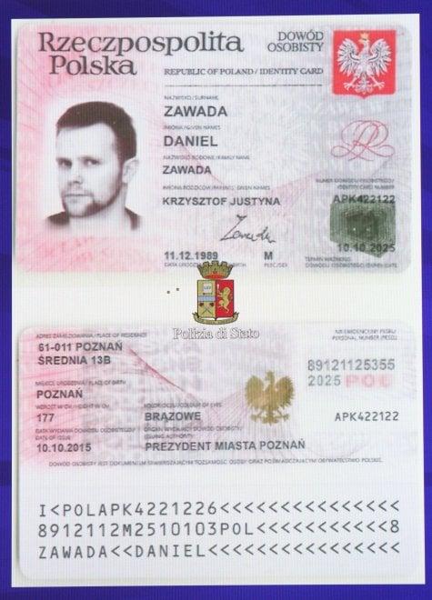 Pasaport polonez