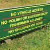 Pescuitul interzis pentru polonezi si europenilor din est