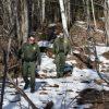 Cinci romani arestati in timp ce incercau sa treaca ilegal din Canada in SUA