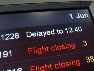 Pasagerii au dreptul la despăgubiri daca zborurile sunt întârziate sau anulate.