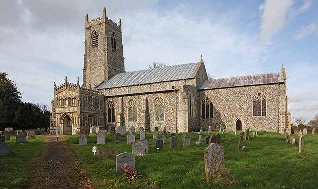 Biserica Ortodoxă Română din Norwich si East Anglia