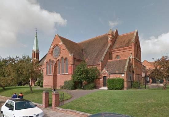 Biserica romaneasca din Northampton