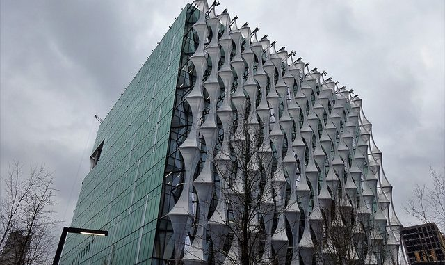 Noua ambasada americana din Londra