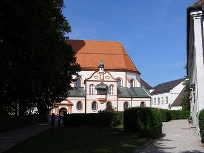 Abatia Kloster Andechs