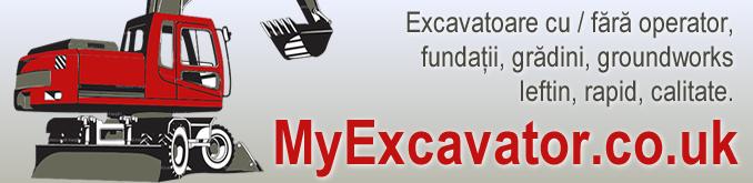 MyExcavator