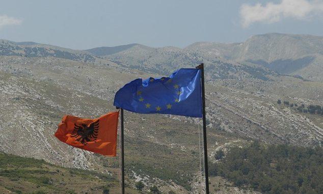 Albania a aplicat sa devina tara membra UE in 28 Aprile 2009
