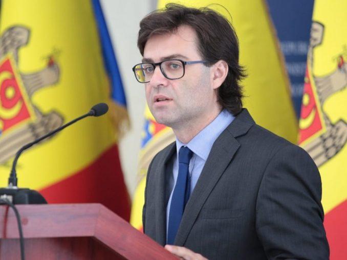Nicolae Popescu, ministru al Afacerilor Externe şi Integrării Europene al Republicii Moldova