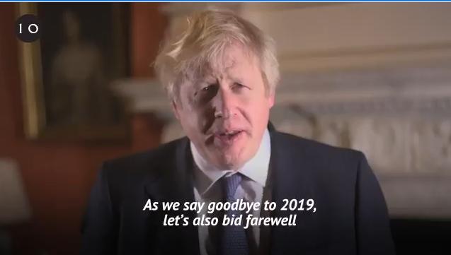 Boris Johnson beat cui