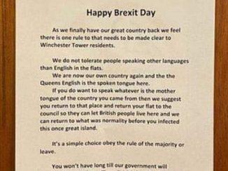 Happy Brexit Day sau plecati acasa