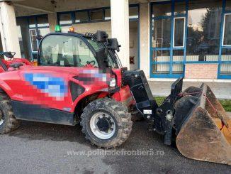 Poliţia de frontieră din cadrul Sectorului Poliţiei de Frontieră Borş - I.T.P.F. Oradea